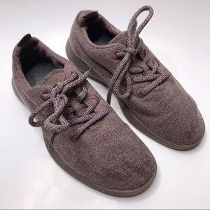 Allbirds Limited Edition Plum Purple Wool Runners